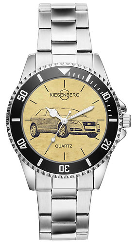 Für Audi A3 8P Modellpflege 3 Fan Armbanduhr 5103