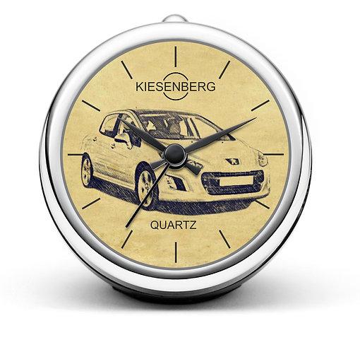 Für Peugeot 308 Modellpflege ab 2011 Fan Tischuhr T-5257