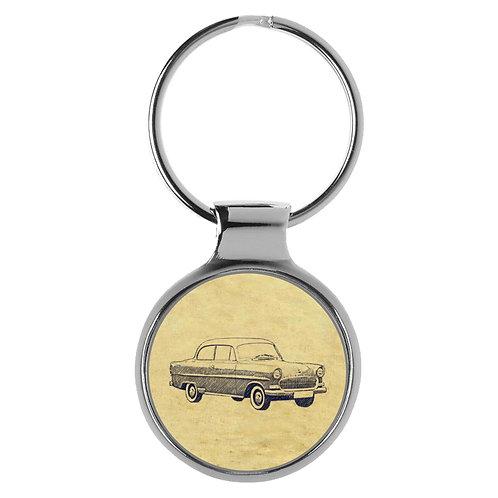 Für Opel Olympia/Rekord P1 Fan Schlüsselanhänger A-4076