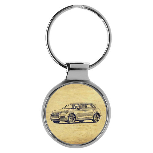 Für Audi Q5 SQ5 Fan Schlüsselanhänger A-6267
