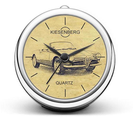 Für Alfa Romeo Giulietta Spider Veloce Fan Tischuhr T-4021