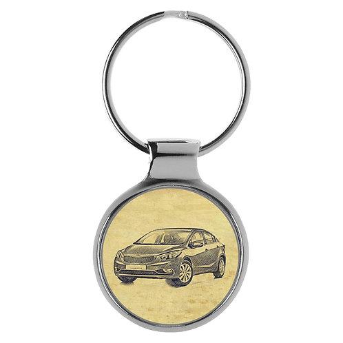 Für Kia Cerato Fan Schlüsselanhänger A-20674