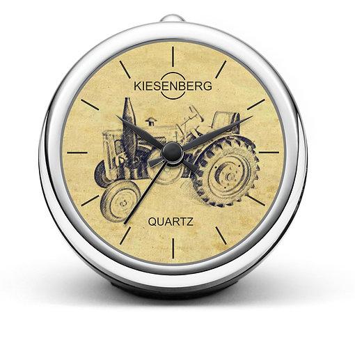 Für Lanz Bulldog Traktor Trecker Fan Tischuhr T-20453
