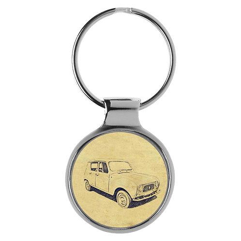 Für Renault R3 Fan Schlüsselanhänger A-4182