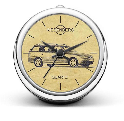 Für Opel Vectra B Caravan Modellpflege Fan Tischuhr T-4872