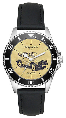 Für Suzuki SJ 410 Fan Armbanduhr L-4826