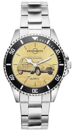 Für Citroen Dyane Fan Armbanduhr 5587