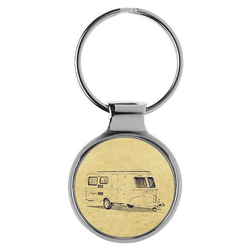 Für Hymer Eriba Touring 542 Fan Schlüsselanhänger A-4937