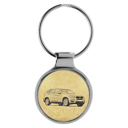 Für BMW X5 F15 Fan Schlüsselanhänger A-5435