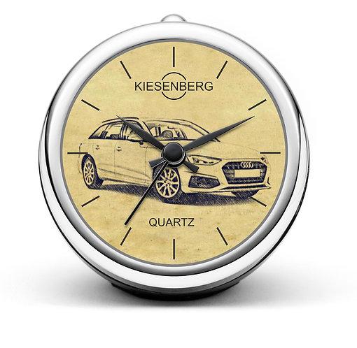 Für Audi A4 B9 Avant Modellpflege Fan Tischuhr T-5109