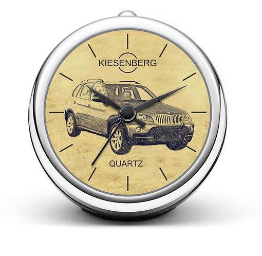 Für BMW X5 E70 Fan Tischuhr T-5433