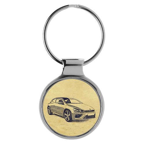 Für VW Scirocco R Fan Schlüsselanhänger A-5015