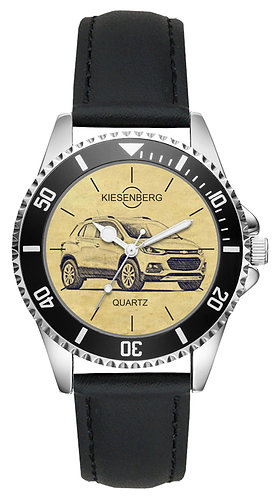 Für Chevrolet Trax Modellpflege Fan Armbanduhr L-4700