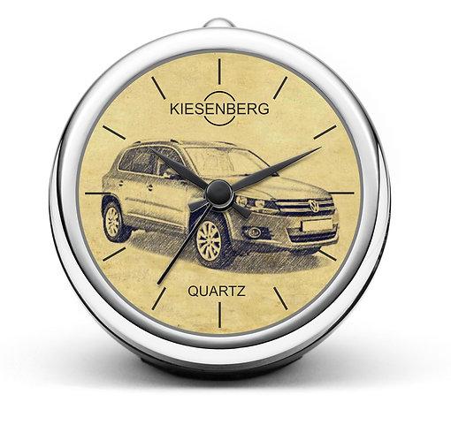 Für VW Tiguan Modellpflege Fan Tischuhr T-5017