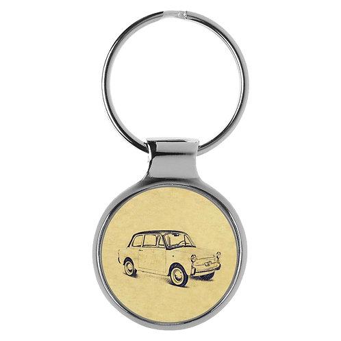 Für Autobianchi Bianchina Fan Schlüsselanhänger A-4107