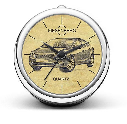 Für Kia Cerato Fan Tischuhr T-20674