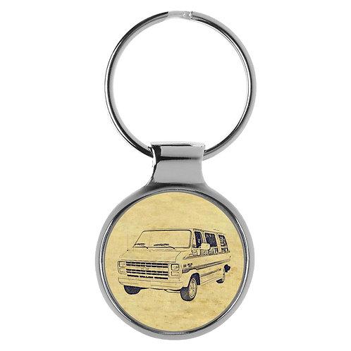 Für Chevrolet G20 Fan Schlüsselanhänger A-20363