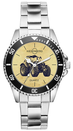 Für Deutz-Fahr 7250 TTV Warrior Fan Armbanduhr 5694