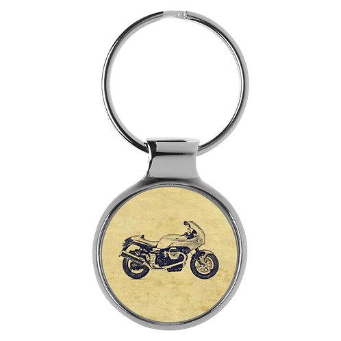 Für Moto Guzzi Le Mans V11 Motorrad Fan Schlüsselanhänger A-20426
