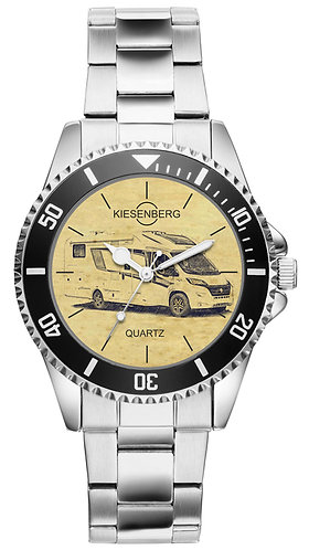 Für Knaus Sun TI Wohnmobil Fan Armbanduhr 6577