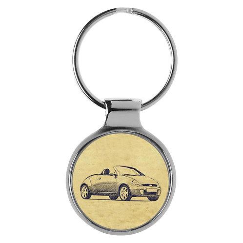 Für Ford Streetka Fan Schlüsselanhänger A-4936