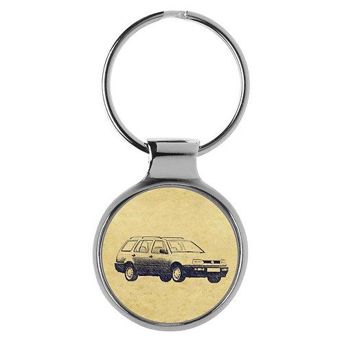Für VW Golf III Variant Fan Schlüsselanhänger A-5044