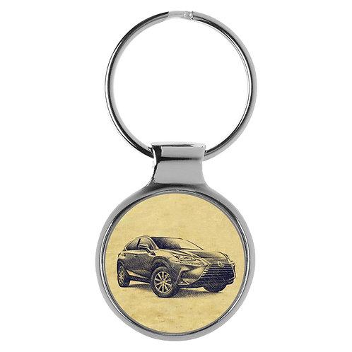 Für Lexus NX seit 2014 Fan Schlüsselanhänger A-4269