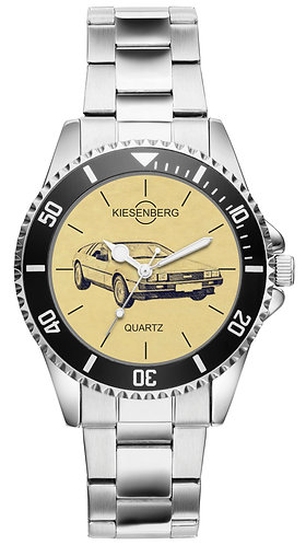 Für Delorean DMC 12 Fan Armbanduhr 4118