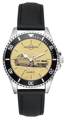 Für BMW E63 6er Coupe Fan Armbanduhr L-4612