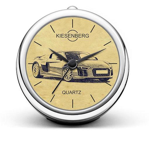 Für Audi R8 4S Coupe Fan Tischuhr T-5143