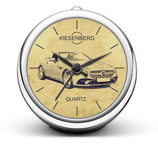 Für Mercedes SLK R172 Modellpflege Fan Tischuhr T-5467