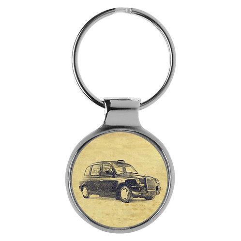 Für Black Cabs London Taxi Fan Schlüsselanhänger A-20763