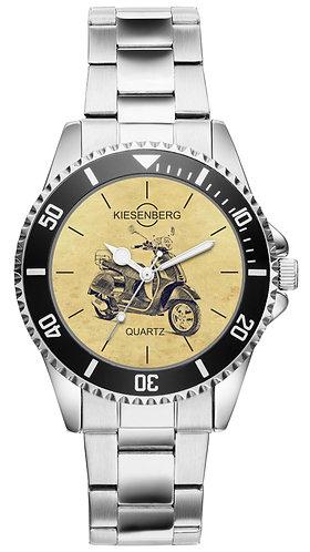 Für Vespa GTS 300 Touring Fan Armbanduhr 5439