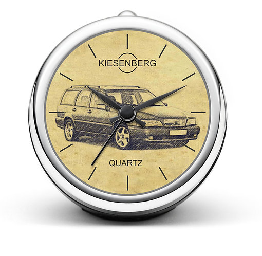 Für Volvo V70 Fan Tischuhr T-4771