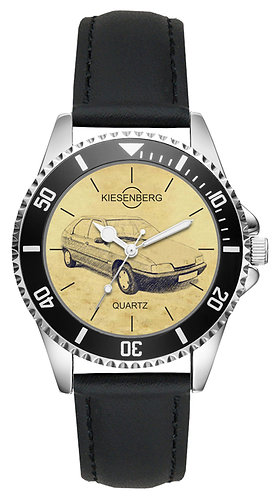 Für Citroen ZX Fan Armbanduhr L-5533