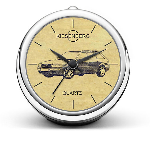 Für Audi Avant RS 2 Fan Tischuhr T-4044