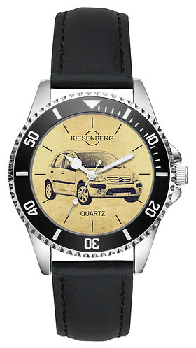 Für Citroen C3 Modellpflege Fan Armbanduhr L-5528