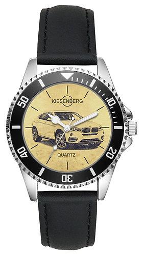 Für BMW X6 (F16) Fan Armbanduhr L-5626