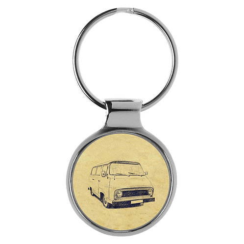 Für Skoda 1203 Fan Schlüsselanhänger A-4519