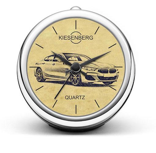 Für BMW 8er G16 Coupe Fan Tischuhr T-4618