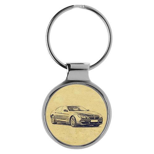 Für BMW 6er F06 Gran Coupe Fan Schlüsselanhänger A-4616