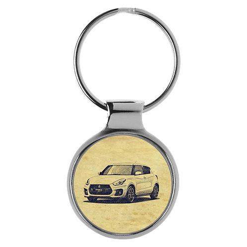 Für Suzuki Swift Sport Fan Schlüsselanhänger A-20738