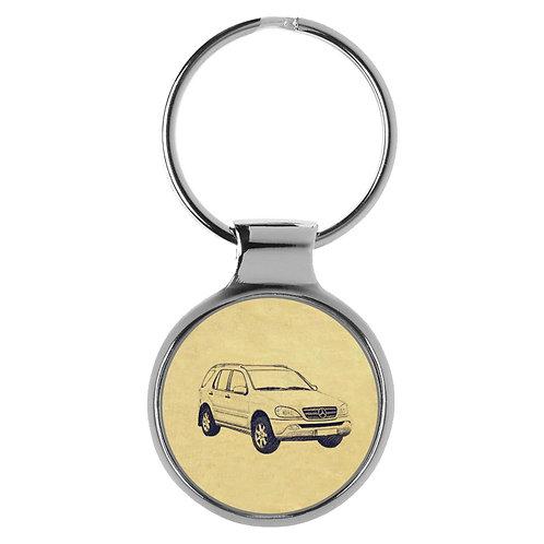 Für Mercedes-Benz W163 Fan Schlüsselanhänger A-4087