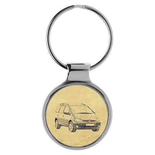 Für Ford Galaxy I Modellpflege Fan Schlüsselanhänger A-4915