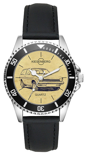 Für Opel Kadett C Caravan Fan Armbanduhr L-5068