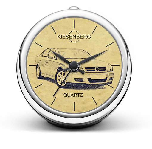 Für Opel Vectra C GTS Fan Tischuhr T-4879