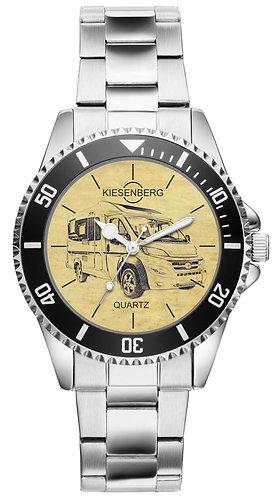 Für Bürstner Travel Van Wohnmobil Fan Armbanduhr 6619