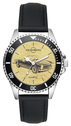 Für Mercedes SL Pagode Fan Armbanduhr L-20604