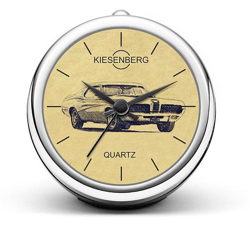 Für Mercury Cougar Fan Tischuhr T-4070