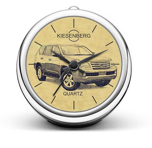 Für Lexus GX 460 Fan Tischuhr T-4243